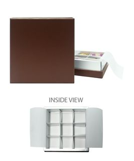9 PIECE CHOCOLATE BOXES
