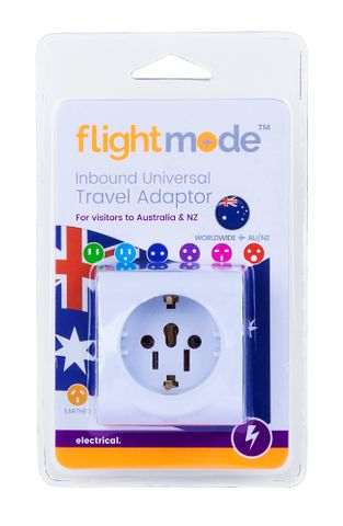 INBOUND UNIVERSAL TRAVEL ADAPTOR