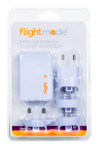 GLOBAL MULTI USB TRAVEL ADAPTOR