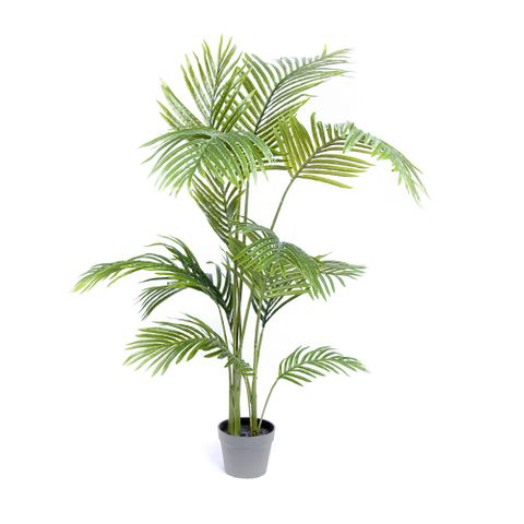 POTTED ARECA PALM 125CM