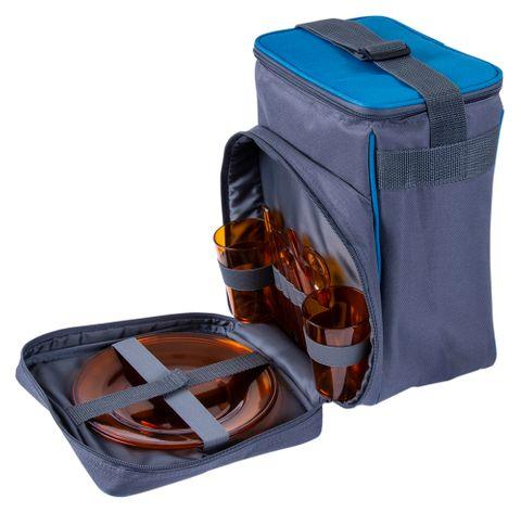 PICNIC COOLER BAG 2 PERSON SET