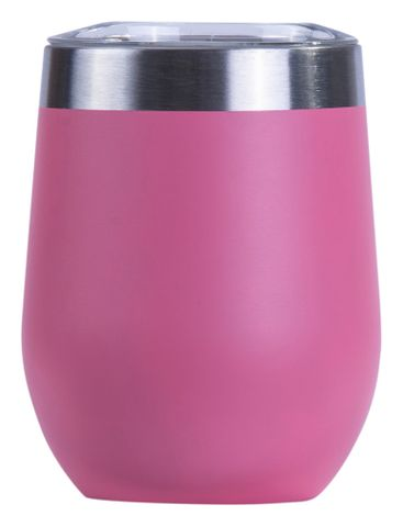 DOUBLE WALLED SS TRAVEL TUMBLER