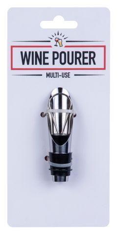 WINE POURER BOTTLE STOPPER