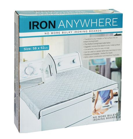 IRON ANYWHERE