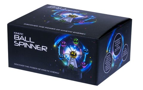 KINETIC BALL SPINNER