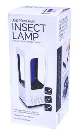 USB LED WATERPROOF UV TRAP LAMP