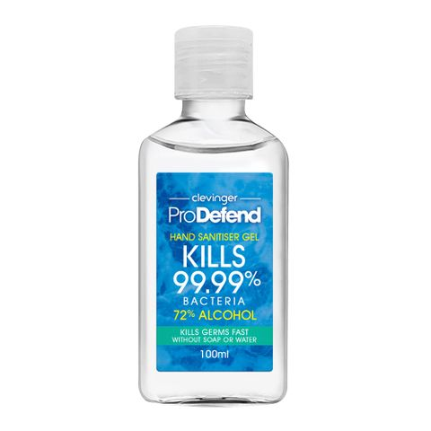 72% HAND SANITIZER 100ML