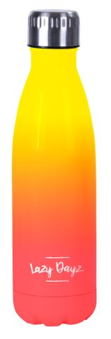 STAINLESS STEEL BOTTLE - YELLOW