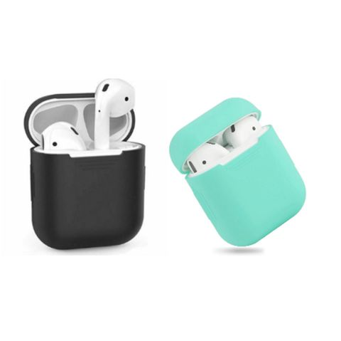 SILICONE GEL SKIN HOLDER FOR AIRPODS