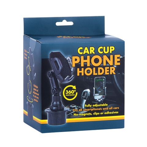 MOBILE PHONE CUP HOLDER