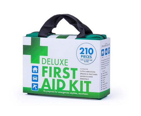 210PC DELUXE FIRST AID KIT