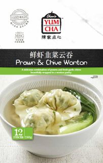 ARA10 Prawn&Chive Wonton(12pcs) 240gx6