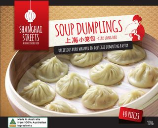 SS Soup Dumpling (40pcs) 920g x 8
