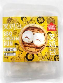 KOK BBQ Chicken Bun (6pcs) 570g X 10