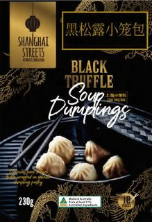 Black Truffle Soup Dumplings 10pcs x6