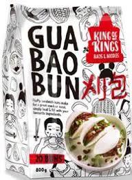 Gua bao bun 40g (20pcs) x 10