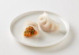 C56-40 Vegetable Dumpling (25pcs)1kg X 5