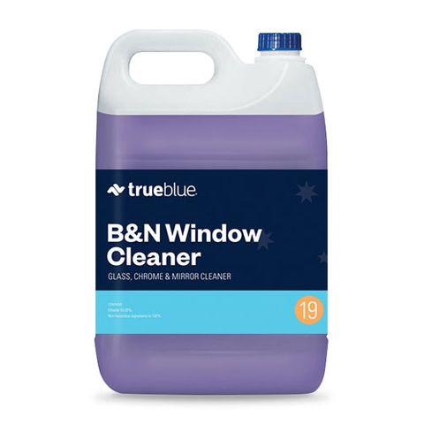 B&N WINDOW CLEANER 5LT