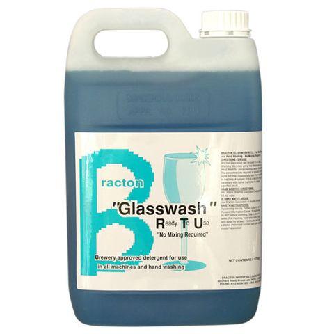 BRACTON GLASSWASH RTU