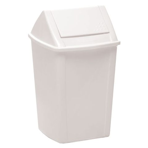 SWING TOP TIDY BIN