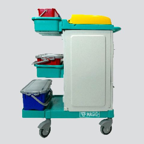 MAGICLINE COMPACT LOCKABLE TROLLEY