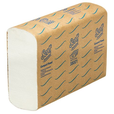 SCOTT ESSENTIAL COMPACT TOWEL