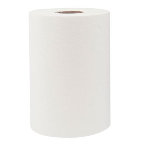 PURE WASHROOM BLUE PREMIUM ROLL TOWEL