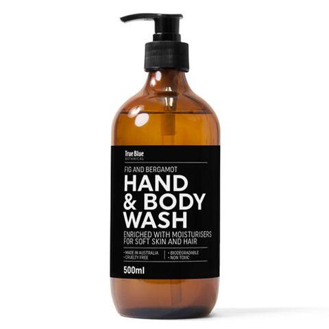 FIG AND BERGAMOT HAND & BODY WASH