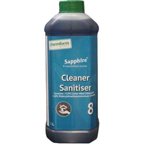 SAPPHIRE CLEANER - SANITISER