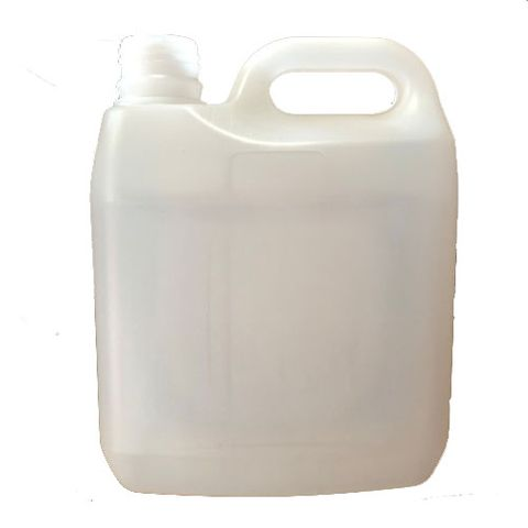 PLASTIC JERRY CAN BOTTLE