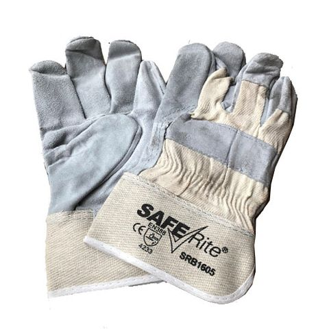 GREY KNUCKLE BAR GLOVE