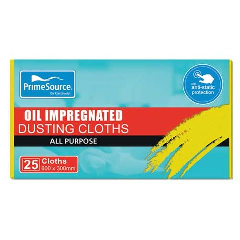 OIL IMPREGNATED DUSTING CLOTHS