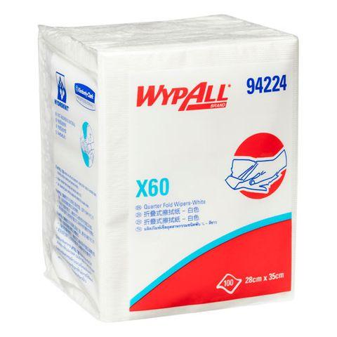 WYPALL* X60 SINGLE SHEET WIPER