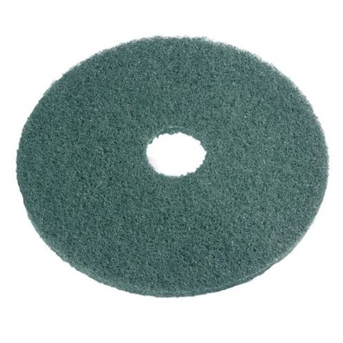 GREEN SCRUB FLOOR PAD