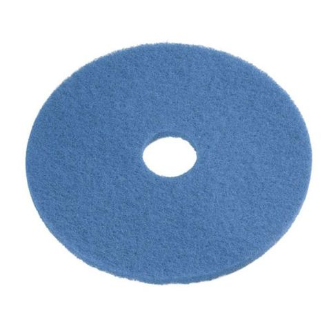 BLUE CLEANER FLOOR PAD