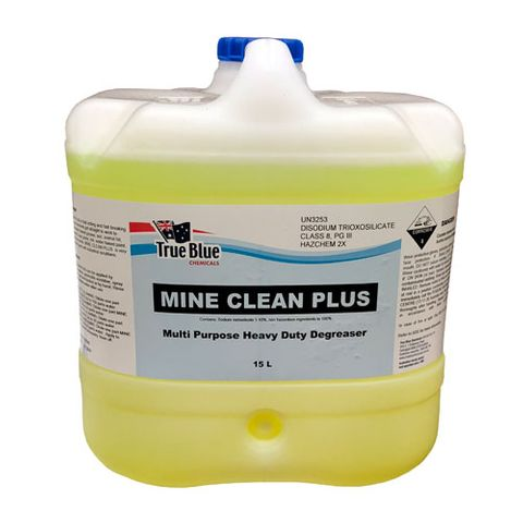 MINE CLEAN PLUS