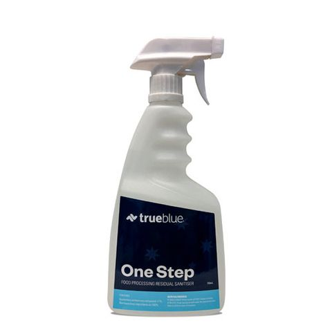 ONE STEP FOOD GRADE SANITISER