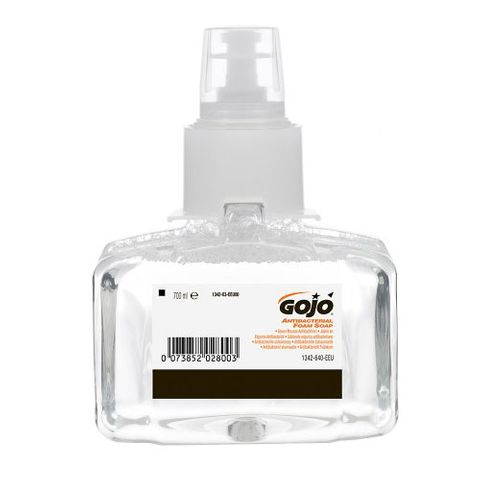 GOJO MILD ANTIBACTERIAL FOAM HAND SOAP REFILL