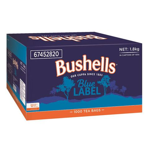 BUSHELLS TEBAGS