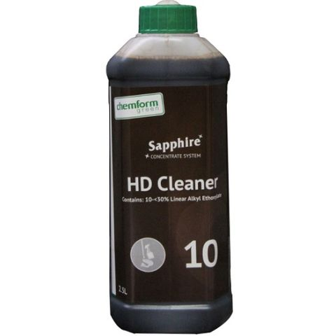 SAPPHIRE HEAVY DUTY CLEANER