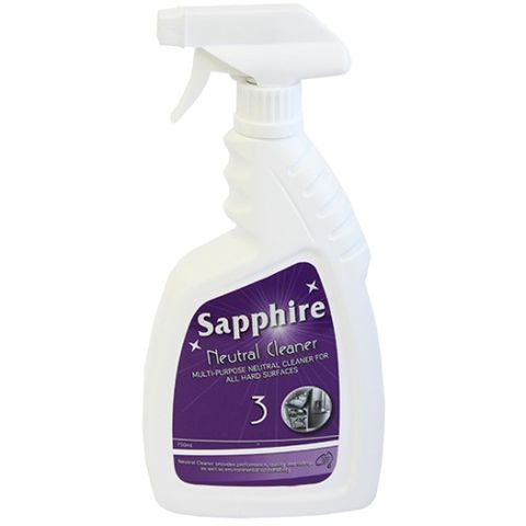 SAPPHIRE READY TO USE NEUTRAL CLEANER