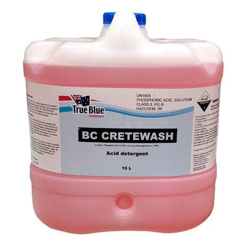 BC CRETEWASH