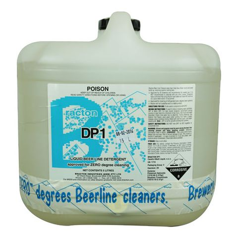 BRACTON DP1/DP2 DETERGENT - TWO PART BEERLINE CLEANER