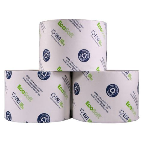 ECOSOFT OPTICORE TOILET PAPER SYSTEM