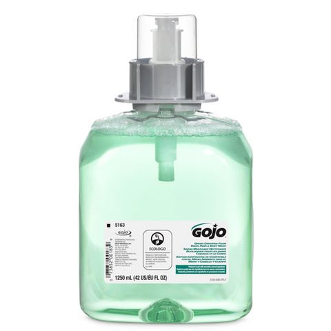 GOJO GREEN CERTIFIED HAND, HAIR AND BODY WASH