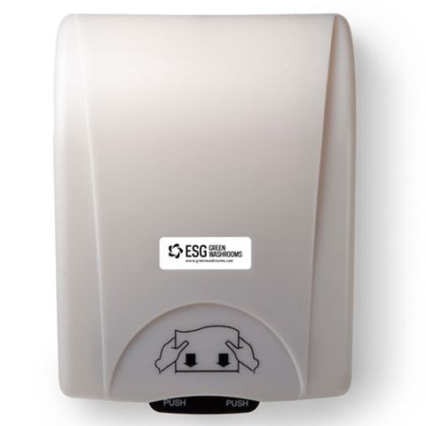 OPTISERV HANDS FREE ROLL TOWEL DISPENSER