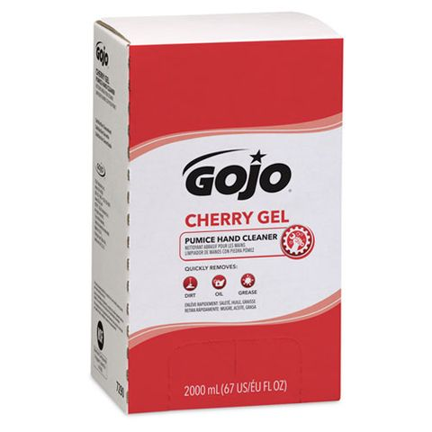 GOJO CHERRY GEL PUMICE HAND CLEANER REFILL