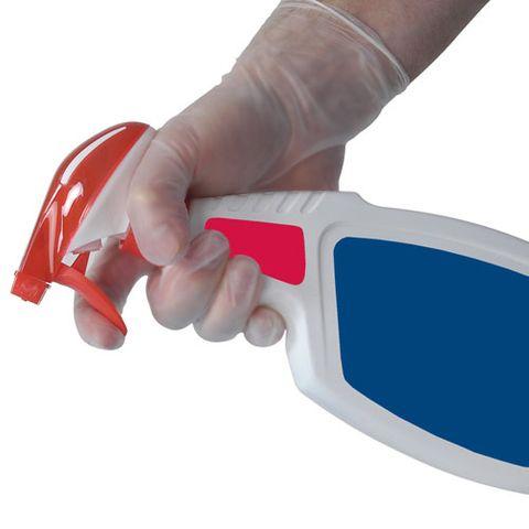 BASTION VINYL CLEAR - POWDER FREE GLOVES