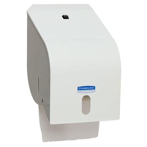 KIMBERLY-CLARK PROFESSIONAL ROLL HAND TOWEL DISPENSER