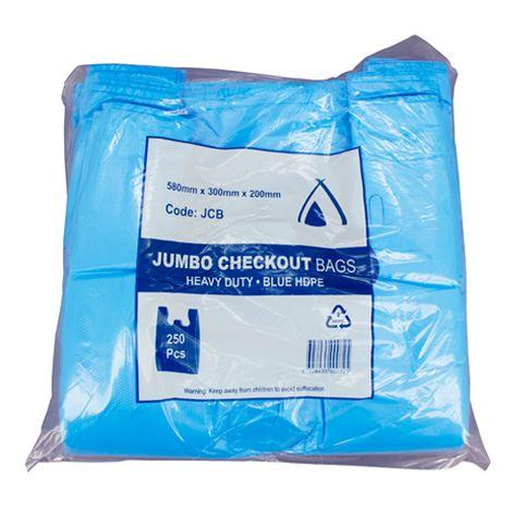 JUMBO CHECKOUT BAGS